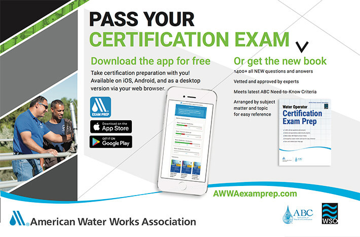PNWS Operator Certification Exam app
